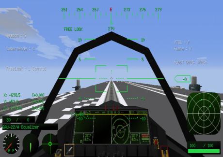 我的世界真实飞机mod下载