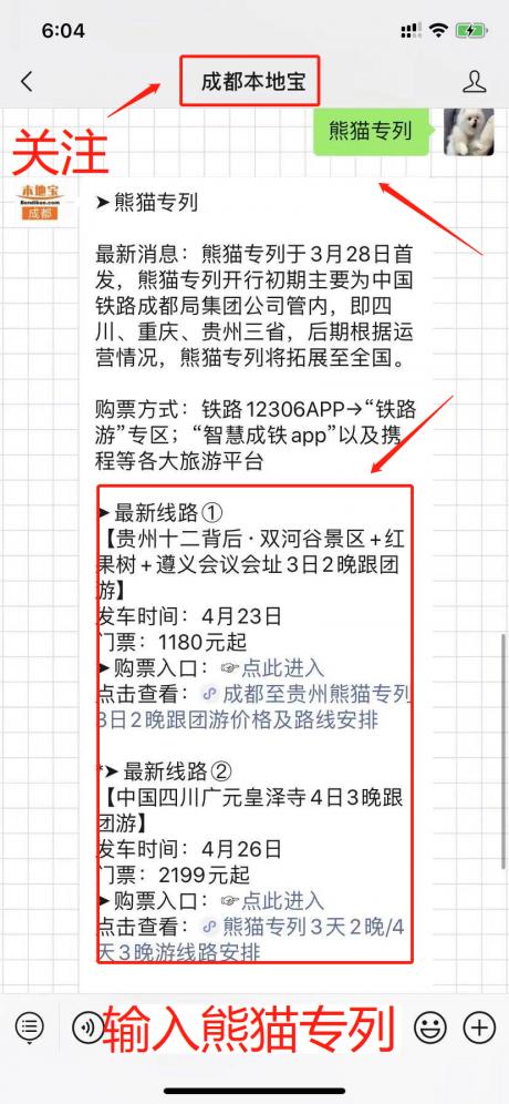 熊猫专列主题列车车票如何购买 12306熊猫专列怎么预订
