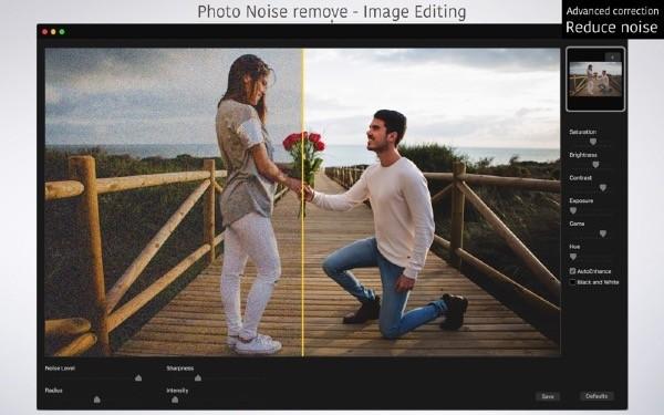 Photo Noise Remove Mac版