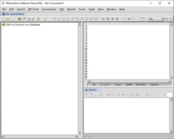 Richardson Software RazorSQL(数据库查询工具)