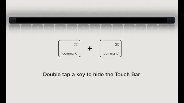 Hide My Bar Mac版