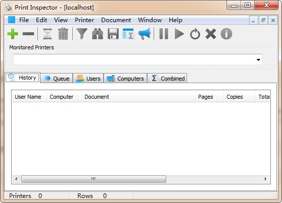 SoftPerfect Print Inspector(打印机监控软件)下载 v7.0.10.0官方版