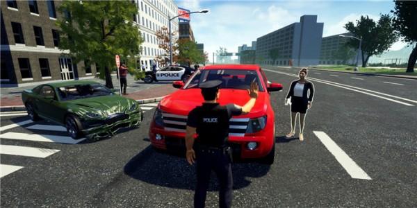警察模拟器巡逻使命中文版下载
