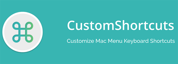 CustomShortcuts Mac版