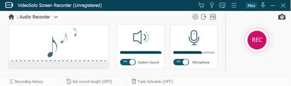 VideoSolo Screen Recorder(屏幕录制软件)