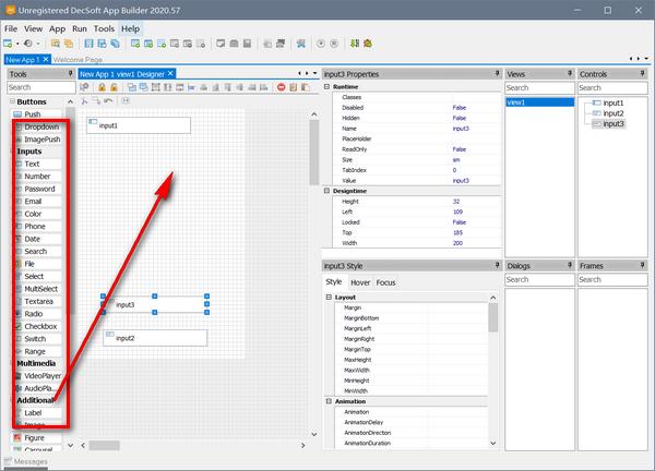 H5可视化开发工具