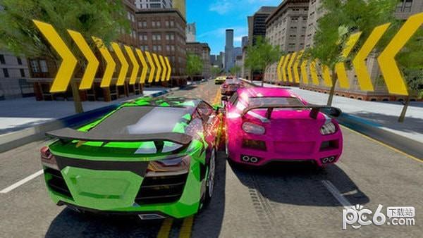 超级跑车竞赛游戏下载