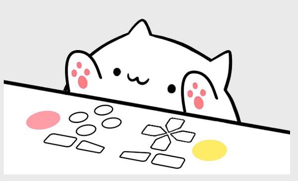桌面小猫代打
