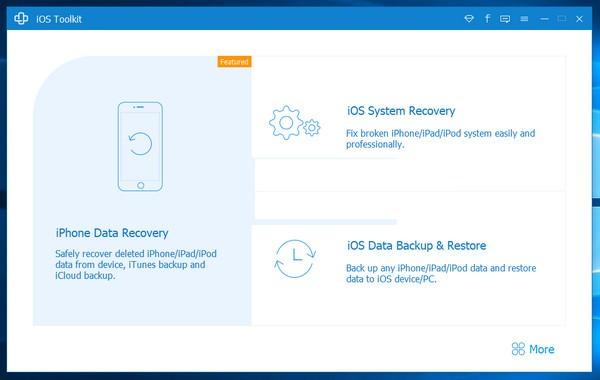 AnyMP4 iPhone Data Recovery(数据恢复工具)