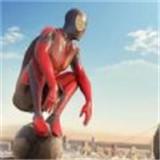 城市��F蜘蛛英雄3D