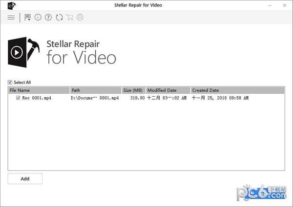 Stellar Repair for Video破解版