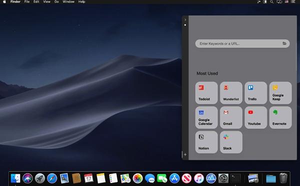 Slidepad Mac版