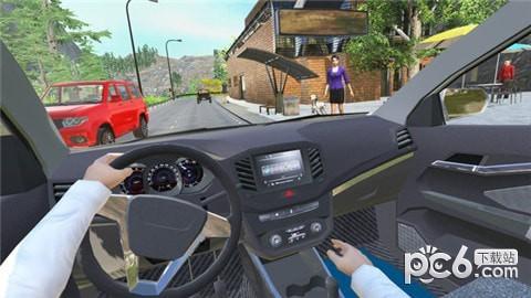 欧洲汽车模拟器游戏(图1)