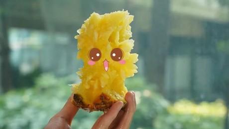 抖音多吃菠萝什么意思 抖音多吃菠萝是什么梗