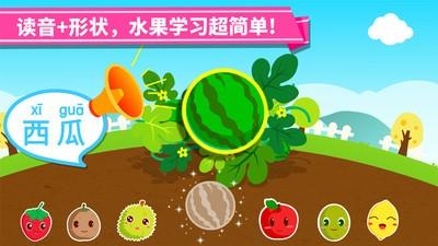 宝宝学水果电脑版