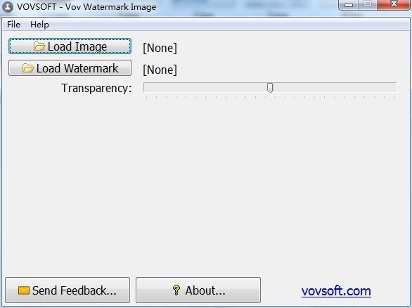 Vov Watermark Image(圖片加水印工具)