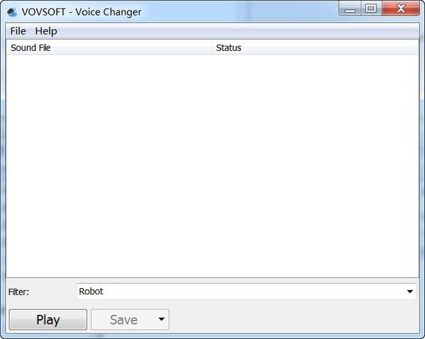 Vovsoft Voice Changer(音频工具)