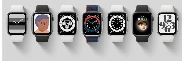 Apple Watch 6价格是多少 Apple Watch 6售价是多少