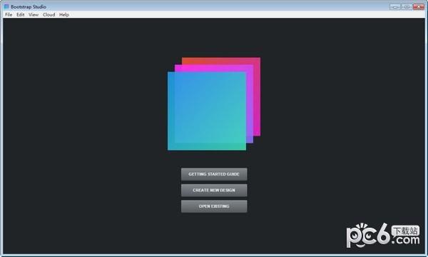 网页设计工具Bootstrap Studio 4.4.8 官方原版