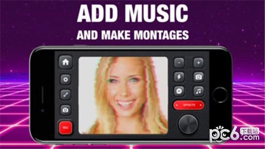 RAD VHS app