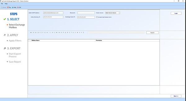 SysTools Exchange Export(邮件格式转换工具)