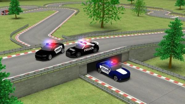 警察犯罪赛车(图2)
