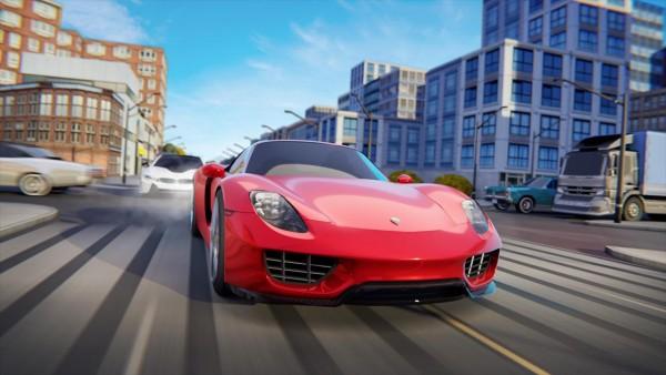 模拟加速驾驶(图3)