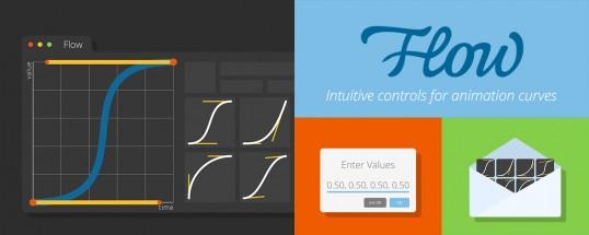 ae flow插件-Flow(关键帧缓入缓出曲线调节AE插件)下载 v1.4.1官方版