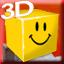 3D滚方块