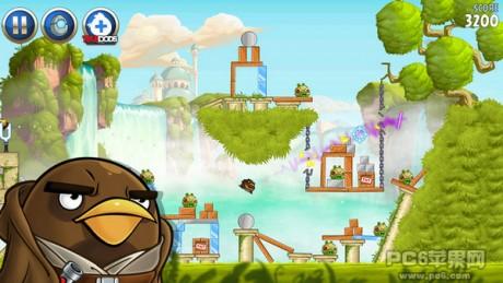 愤怒的小鸟星球大战2 iPhone版
