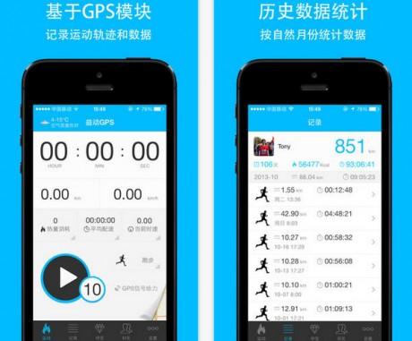 益动GPS app