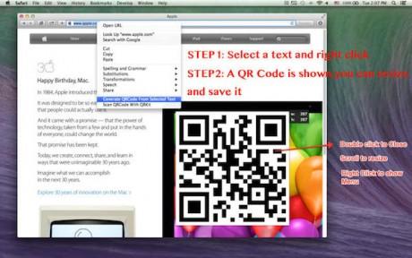 二维码生成软件Mac版