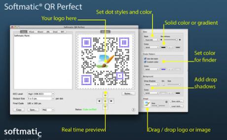 Softmatic QR Perfect Mac版