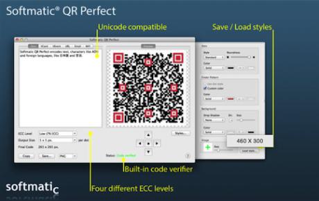 Softmatic QR Perfect for Mac