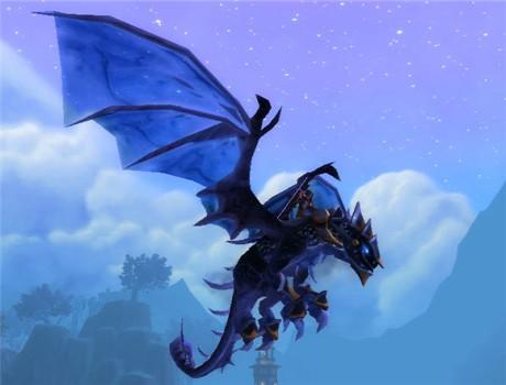 魔兽世界永恒时空撕裂者的缰绳获得方法 时空撕裂者的缰绳外观