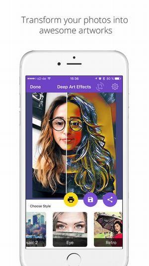 Deep Art iOS