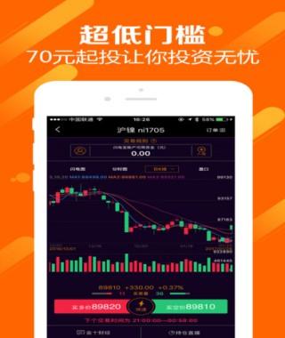 期货赚钱app
