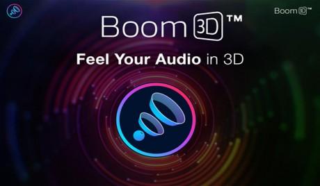 Boom 3D Mac版