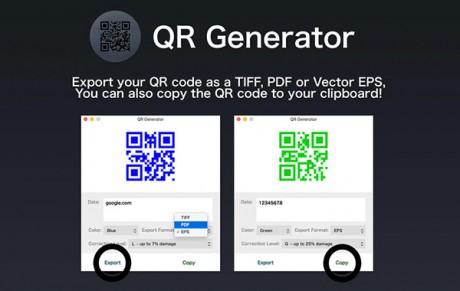 QR Generator Mac版