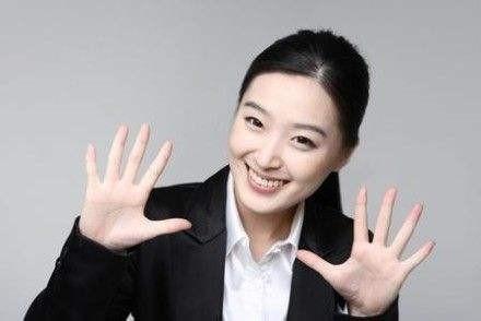 五福到手势是怎样的 支付宝五福到的手势图片
